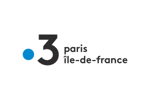 Logo France 3 Paris Île-de-France