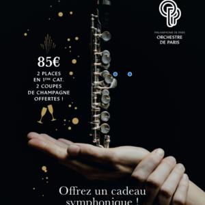 -30% Sur Le Concert Symphonique De L'Orchestre De Paris