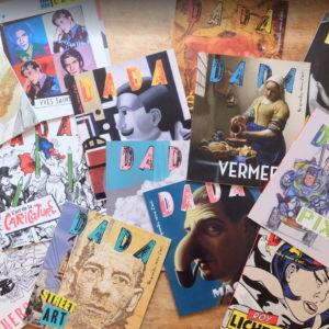 -30% Sur L'abonnement à DADA, Première Revue D'art Pour Toute La Famille