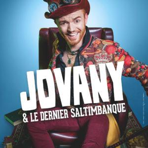 1 Place Achetée 1 Place Offerte Pour «JOVANY ET LE DERNIER SALTIMBANQUE» Au Palais Des Glaces