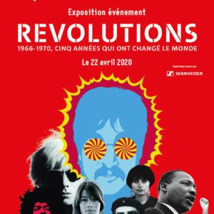 -35% Sur L'exposition «REVOLUTIONS» à La Villette