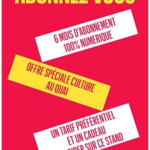 Tarif Préférentiel Pour Un Abonnement Télérama 100% Numérique